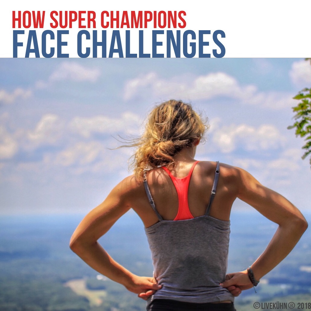 How Super Champions Face Challenges